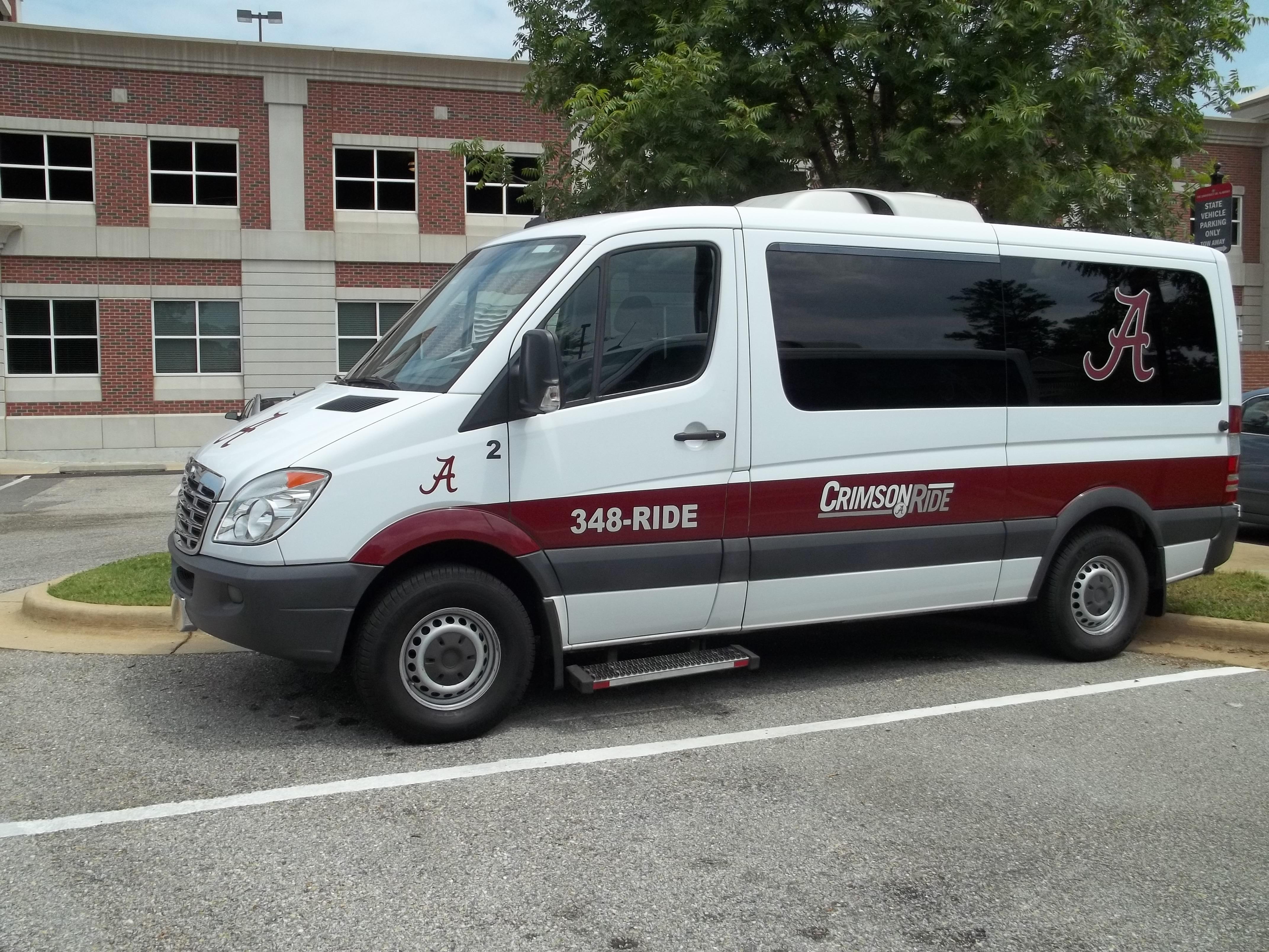 348-RIDE Van